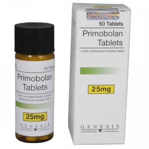 Primobolan for women