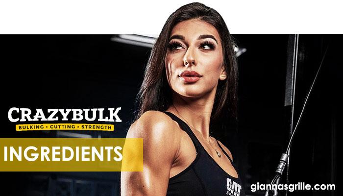 female bodybuilding ingredients