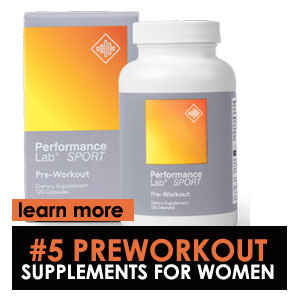 Performance Lab Sport preworkout supplements