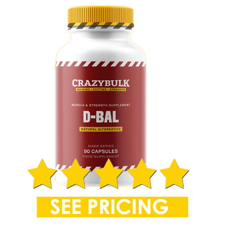 D-bal DIanabol steroids