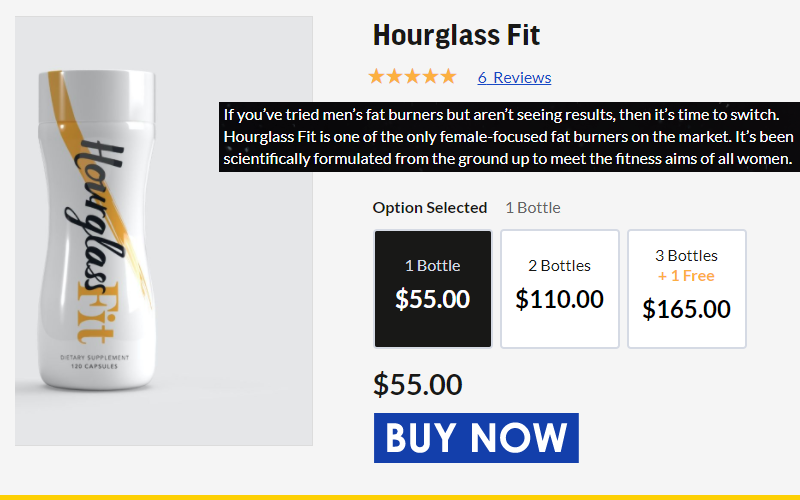 Hourglass Fit, designed for real women
