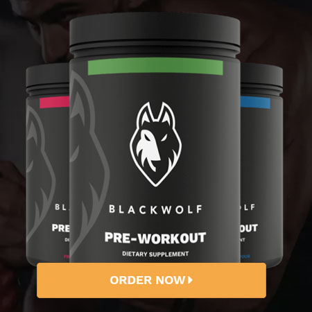 Blackwolf pre-workout supplements review