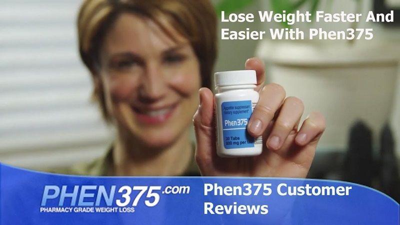 Phen375 diet pills for quick weight loss